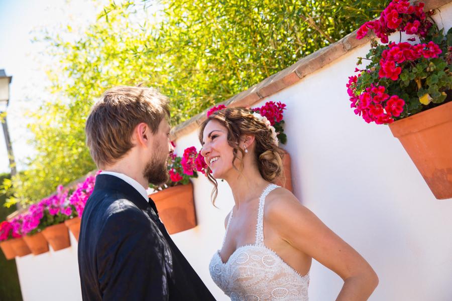 Boda Granada: Silvia & Félix