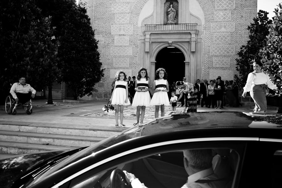 Boda en Granada: Miriam y Jose