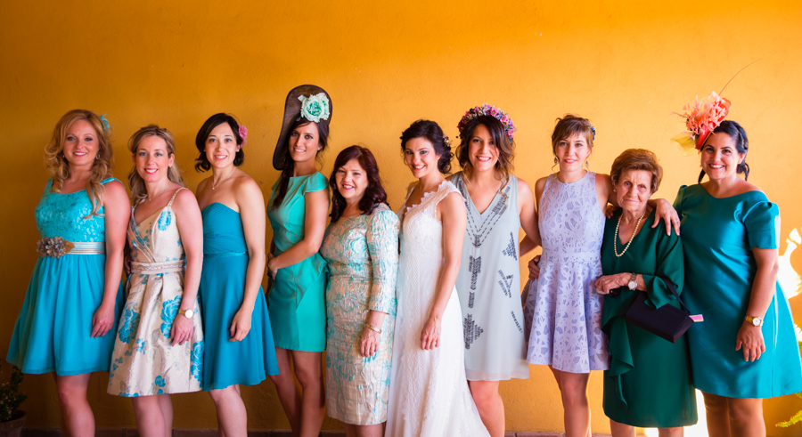 Boda en Granada: Lorena & Javi