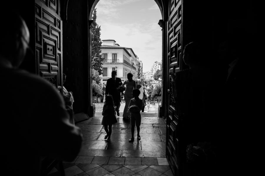 Boda Granada: Begoña&Andrés