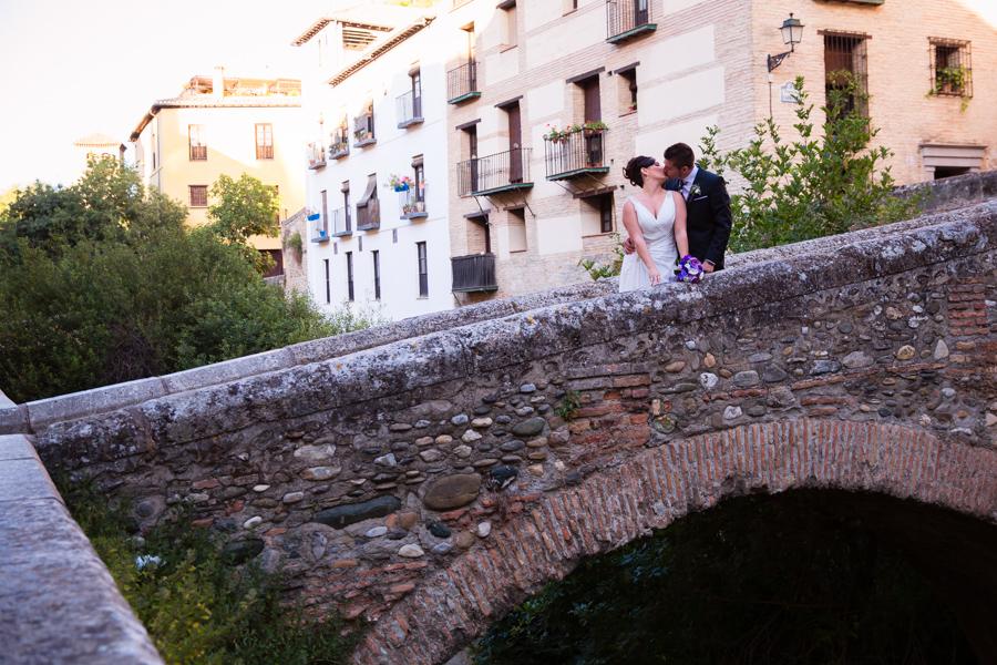 Boda Ylenia y Ángel. Boabdil, Granada.