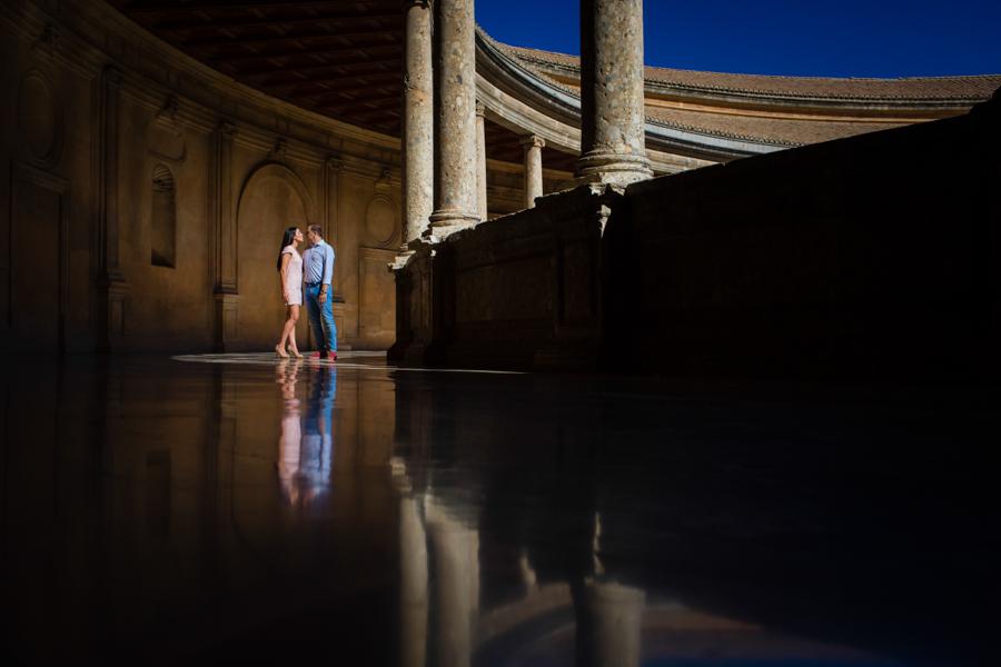 Preboda Alhambra: María&Joaquín