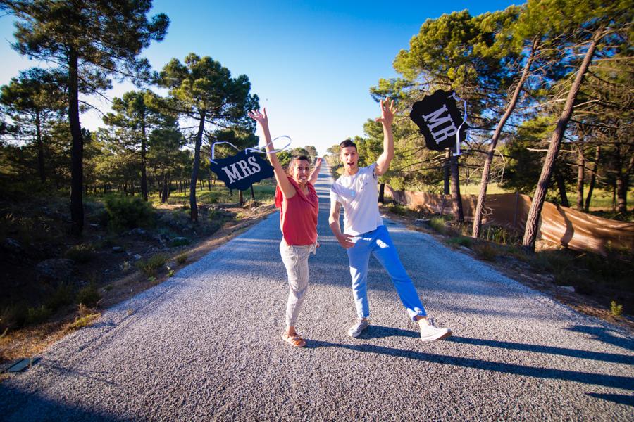 Preboda Granada: Luci&Paco