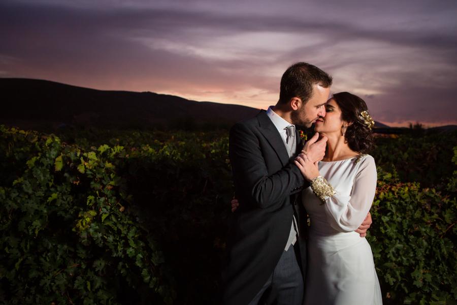 Boda en Señorío de Nevada: Cristina y Alfonso