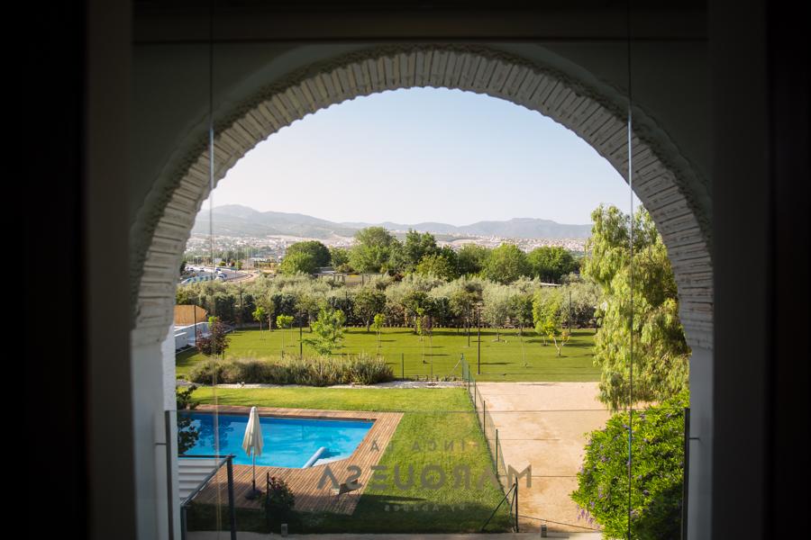 Boda en Granada: Caro y Fer