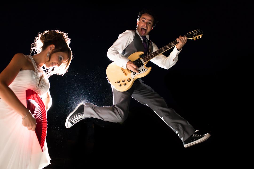 postboda málaga rock flamenco