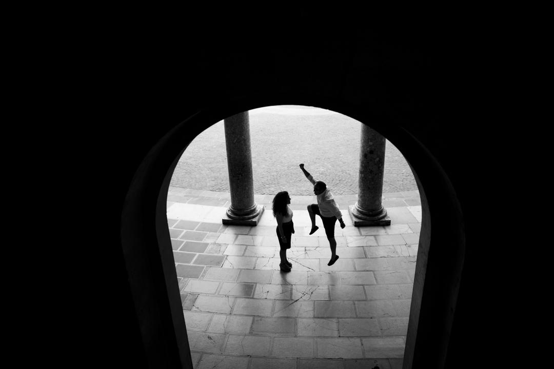 Preboda en la Alhambra: Carolina y Luis