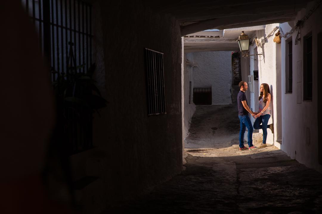 Preboda en la Alpujarra: Carmen y Juande