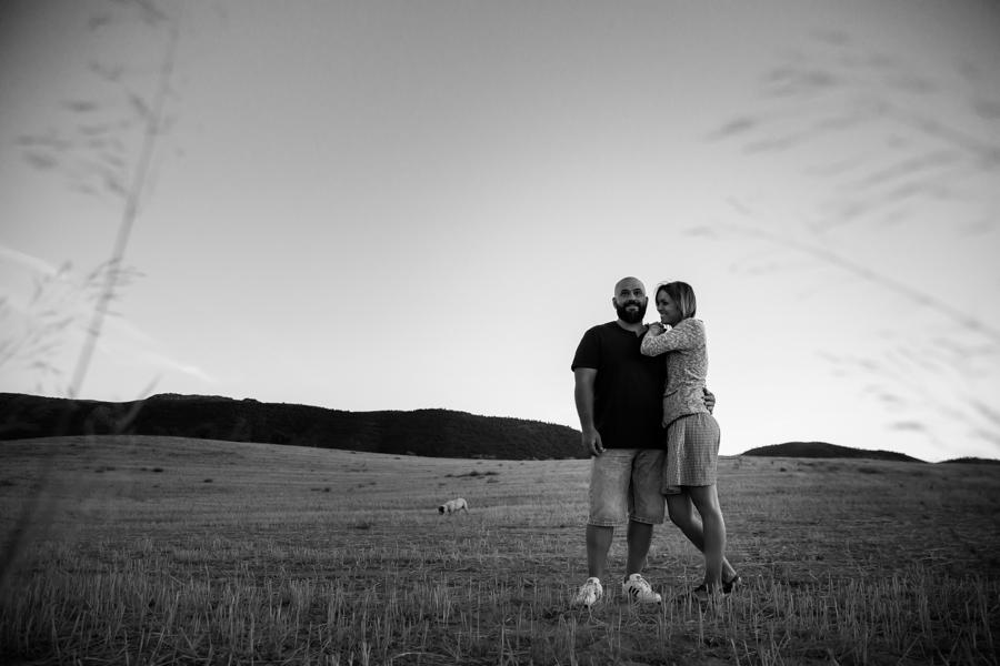 Preboda en el campo: Cristina y Juando