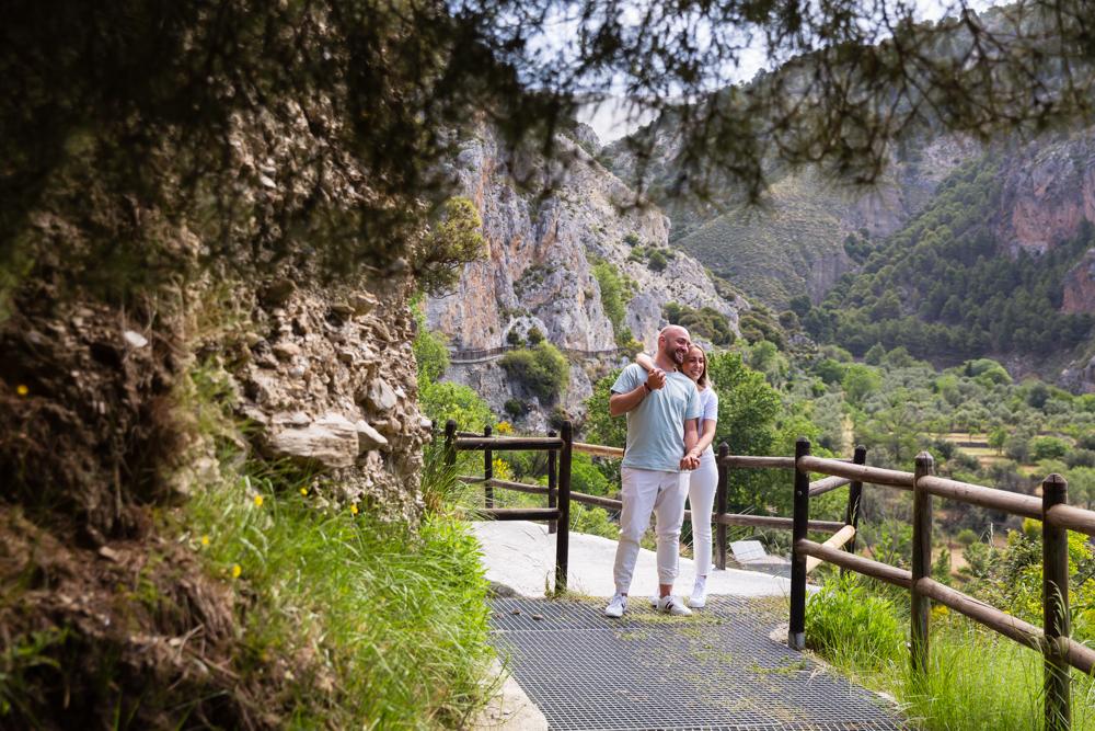 Preboda Granada: Cristina y Jose