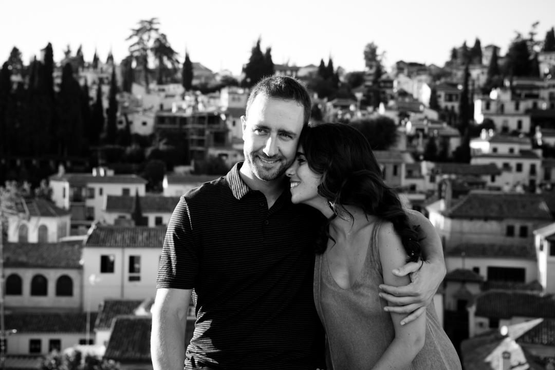 Preboda en Granada: Cristina y Alfonso