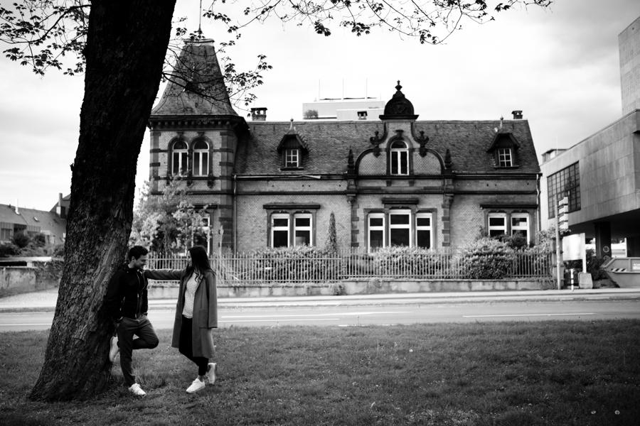 Preboda en Luxemburgo: Caro y Fer