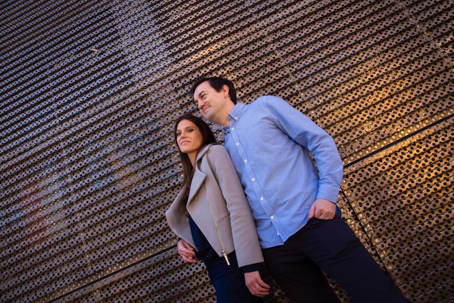 Preboda Realejo y centro de Granada: Leti y Ángel