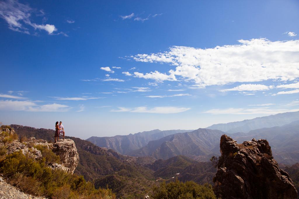 Preboda en Rio Verde, Granada. DobleEnfoque Fotógrafos.