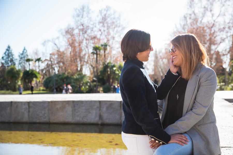 Preboda en Madrid: Aurora & Johanna