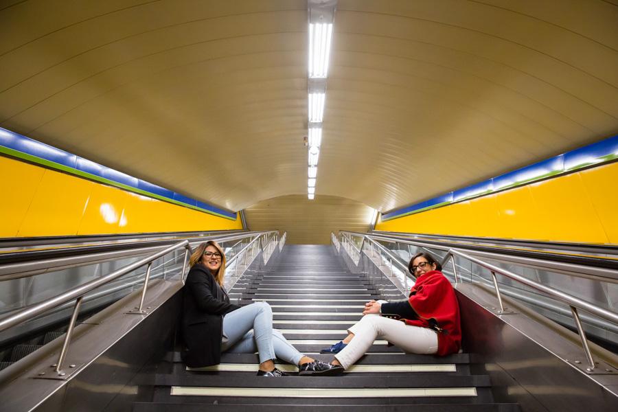 Preboda metro Madrid