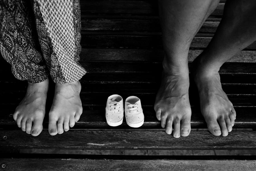 Sesión embarazo: Eva y Raúl